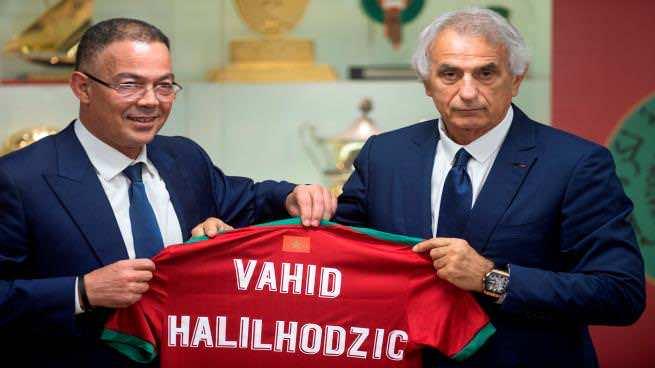خاليلودزيتش يستدعي 46 لاعباً دولياً لخوض مبارتين وديتين و هذه أسمائهم